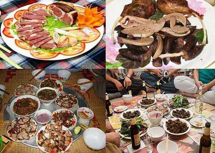 5 quán thịt chó ngon cho bữa nhậu cuối năm 1
