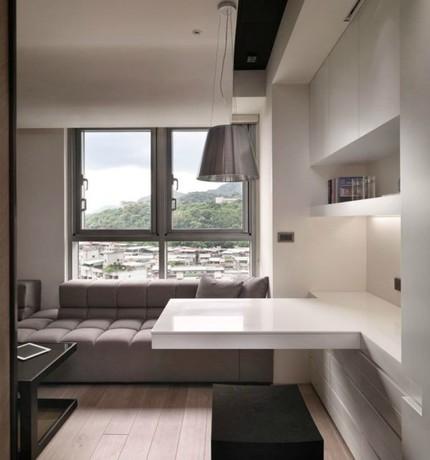 bf7292baitrinoithatthongminhva Chia sẻ cách bài trí nội thất tiện nghi cho căn hộ 21 m²