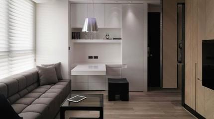 ca3d7bbaitrinoithatthongminhva Chia sẻ cách bài trí nội thất tiện nghi cho căn hộ 21 m²