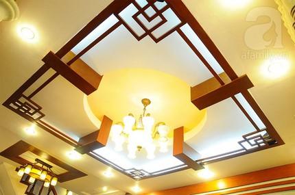 Ngắm nhà tiện nghi, hiện đại nơi phố cổ Hà Nội chật hẹp 6