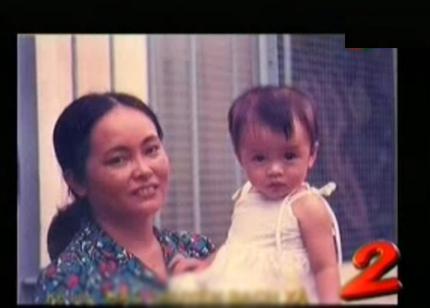 Thời thơ ấu đáng yêu của Tăng Thanh Hà 7