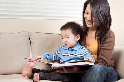Cách giúp con học siêu ngoại ngữ từ bé 1