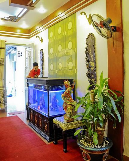 Ngắm nhà tiện nghi, hiện đại nơi phố cổ Hà Nội chật hẹp 8