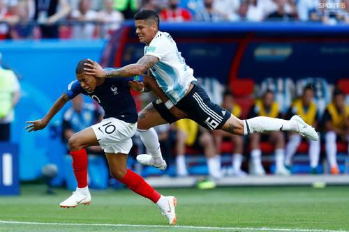 Có thể bạn chưa biết: Mbappe không phải cầu thủ chạy nhanh nhất World Cup