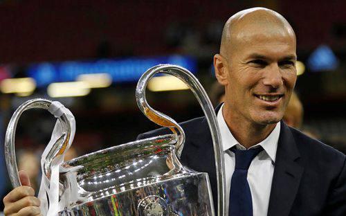 Cực sốc: Zidane từ chức huấn luyện viên trưởng Real Madrid