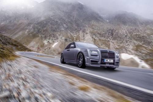 Chiêm ngưỡng hai chiếc Rolls-Royce Ghost độ đẹp mắt