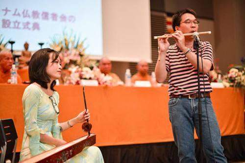 DHS Việt tại Nhật náo nức ngày hội trên đảo Honsu