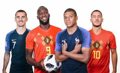 Nhận định Pháp vs Bỉ: Gà trống Gaulois vào chung kết