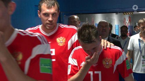 Báo Đức tìm ra chứng cứ tuyển Nga hít amoniac tại World Cup 2018