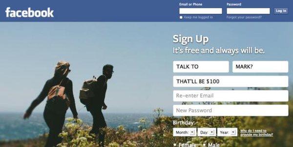 'Nói chuyện' với Mark Zuckerberg trên Facebook có thể tốn 100 USD 1