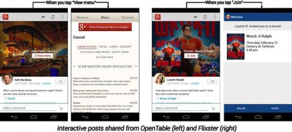 Google+ mở dịch vụ đăng nhập ứng dụng 5