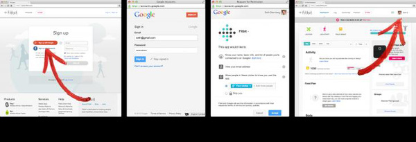 Google+ mở dịch vụ đăng nhập ứng dụng 2