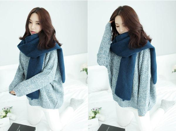 Kiểu áo len mốt nhất năm 2013 7