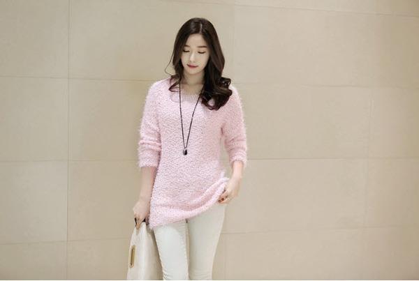 Kiểu áo len mốt nhất năm 2013 14