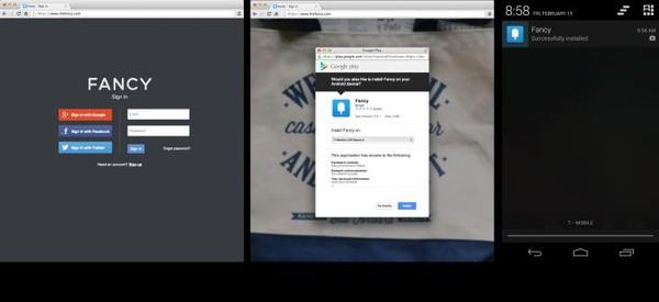 Google+ mở dịch vụ đăng nhập ứng dụng 3