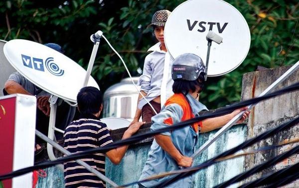 Tố viễn thông lấn sân sang truyền hình nhưng VCTV cung cấp internet 1