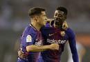 Chơi thiếu người, Barca vẫn nối dài mạch 40 trận bất bại
