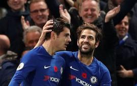 Tây Ban Nha chốt danh sách: Fabregas và Morata bị loại khỏi World Cup 2018