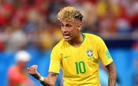 Chơi nhạt nhòa, Neymar bị chế nhạo vì mái tóc quá điệu đà