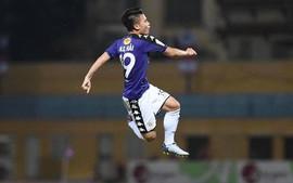 Quang Hải tỏa sáng, Hà Nội trút cơn mưa bàn thắng vào lưới Đà Nẵng