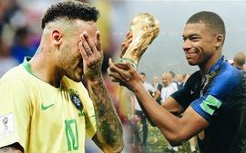 Neymar: Bi kịch của ngôi sao hạng hai
