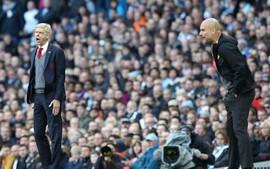 Wenger phát điên, trách móc trọng tài sau trận thua đau Man City