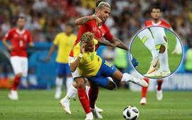 Đêm ác mộng của Neymar: Bị đối thủ
