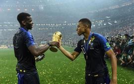 World Cup 2018: Cúp vàng của Pháp, bản hùng ca Croatia và một ngày hội cho toàn thế giới