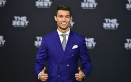 Ứng viên The Best FIFA 2018: Ronaldo liệu còn độc tôn?