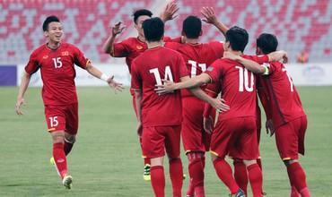 Xếp cao hơn Thái Lan, Việt Nam có cơ hội tiến xa tại giải châu Á