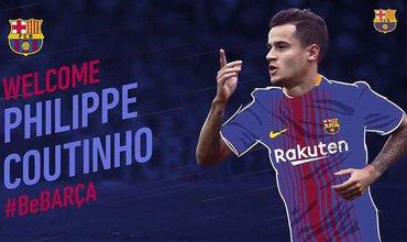 CHÍNH THỨC: Coutinho về Barca với giá kỷ lục