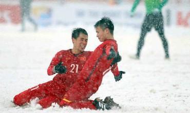 Quang Hải, Duy Mạnh… nhận thưởng lớn từ bầu Hiển sau kỳ tích cùng U23 Việt Nam