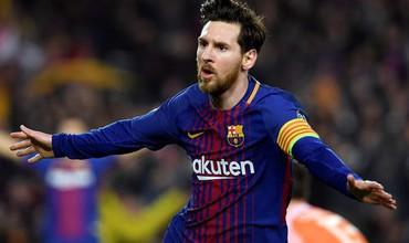 Barca 3-0 Chelsea: Chỉ có thể là thiên tài Lionel Messi