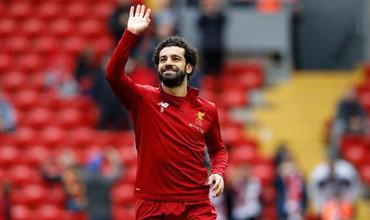 Salah lại thâu tóm giải thưởng cá nhân danh giá của bóng đá Anh