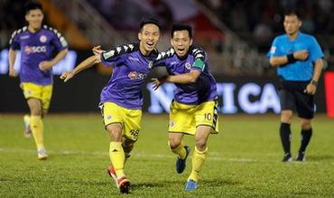 Hai cầu thủ Hà Nội FC lại được chào mời ra nước ngoài thi đấu