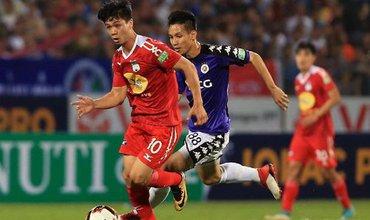 19h00 TRỰC TIẾP Hà Nội FC - HAGL