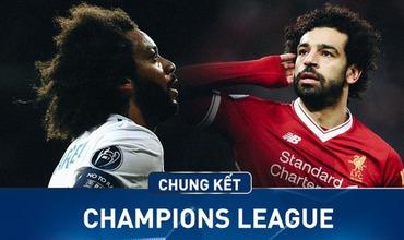 Salah xuất sắc, nhưng Real Madrid có