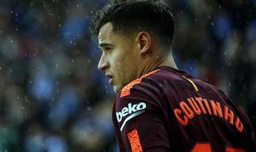 'Bom tấn' Coutinho liên tục gặp vận rủi ở Barcelona