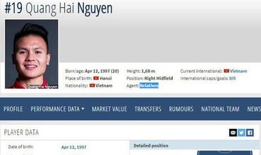 Quang Hải được 'minh oan' chuyện có công ty đại diện ở Đức