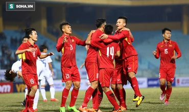 Con số đáng ngạc nhiên tại V-League và thách thức cho các cầu thủ U23