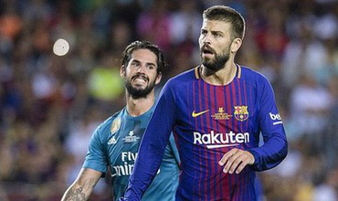 Cầu thủ Barca và Real nói gì trong nhóm chat chung trên mạng xã hội?
