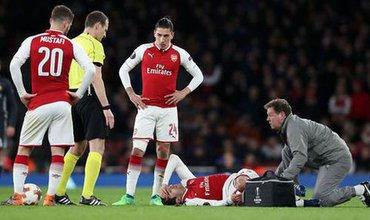 Arsenal trả giá đắt cho chiến thắng đậm trước CSKA Moscow