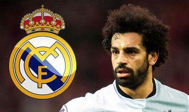 Chủ tịch Perez chọn xong số áo cho Salah ở Real Madrid
