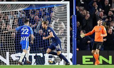 Mất điểm bất ngờ, Tottenham mở lại cánh cửa top 4 cho Chelsea