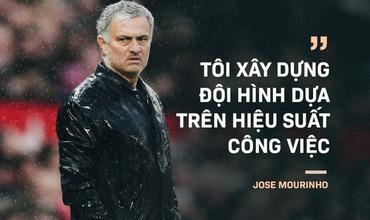 Mourinho ngụy biện, tự hạn chế sức mạnh của Man United