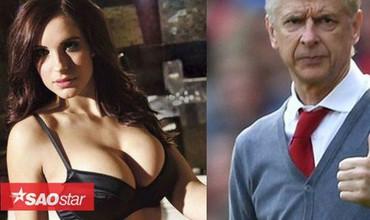 Thiên thần quyến rũ nói lời chia tay với HLV Wenger