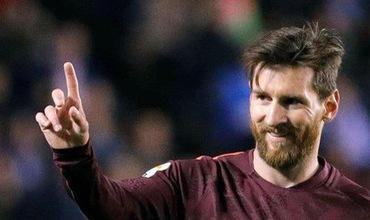 Messi nói gì trong ngày cán mốc lịch sử giúp Barca đăng quang La Liga?