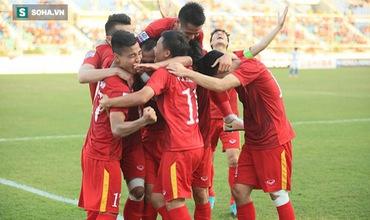 Cùng bảng với Malaysia và Lào là điềm may của Việt Nam?