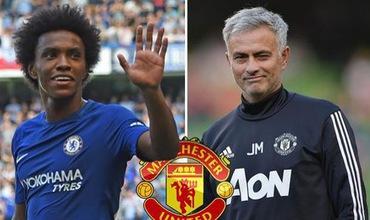 Mourinho muốn đổi Anthony Martial lấy trò cưng Willian và mua tiền vệ người Serbia