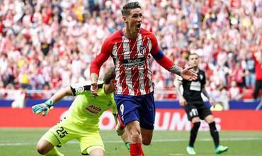 Torres bất ngờ tái hiện hình ảnh